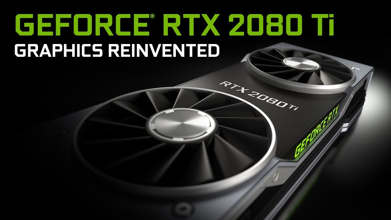 GeForce RTX – Graphics Reinven...